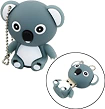 Pendrive Animal Grey Koala Cartoon USB Drive 32GB Flash Memory USB Stick Disk Pendrives Pen Drive