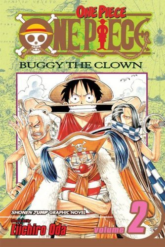One Piece, Vol. 2: Buggy the Clown by Eiichiro Oda(2003-10-22)