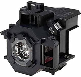 Amazing Lamps Replacement Lamp in Housing for Epson Projectors: Powerlite 410W, Powerlite 410WE, Powerlite 822, Powerlite 822+, Powerlite 822H, Powerlite 822P, Powerlite 83, Powerlite 3V+, X56