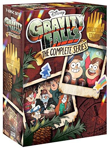 Gravity Falls. Die komplette Serie [Blu-ray].