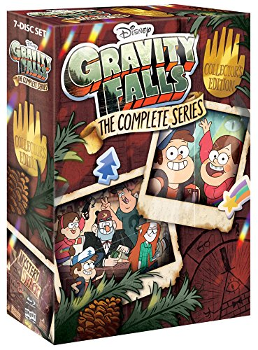 Gravity Falls: The Complete Series [Blu-ray]