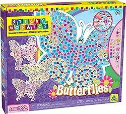 Sticky Mosaics� Butterflies