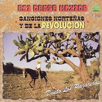 Canciones Norteñas y De La Revolucion