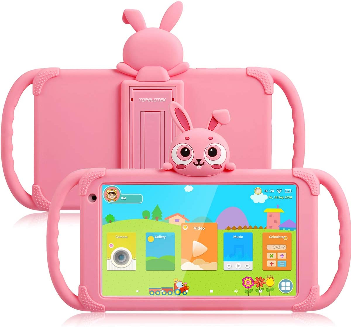 Houston OFFicial store Mall Kids Tablet 7 inch Toddler 4 16GB for Android