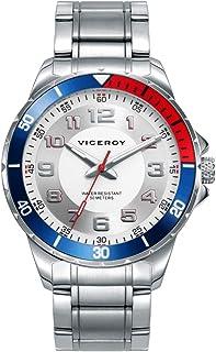 Reloj Viceroy Niño Pack 401215-05 + Pulsera Cruz