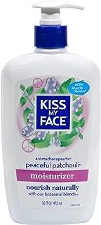 Kiss My Face, Moisturizer Peaceful Patchouli, 16 Fl Oz