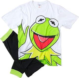TDP Textiles Mens Kermit Pyjamas
