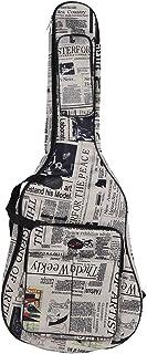 ammoon Funda para Guitarra 600D Resistente al Agua Tejido Ox