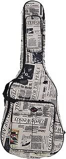 ammoon Funda para Guitarra 600D Resistente al Agua Tejido