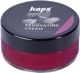 Crema Reparadora Y Renovadora Para Zapatos De Cuero Liso, Bolsas, Asientos, Reparador De Arañazos Y Rasguños, Renovating Cream, 10 Colores