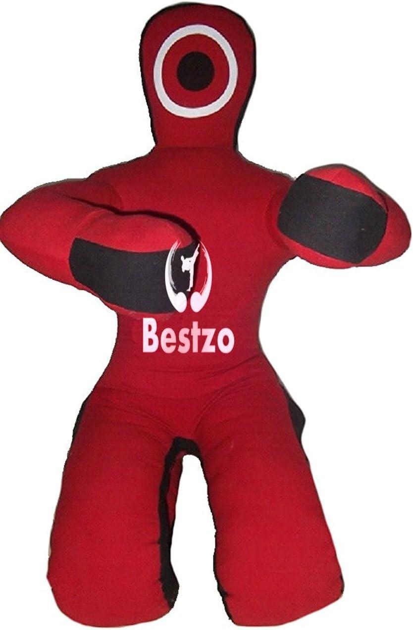 Bestzo MMA Martial Arts Brazilian Po 5 popular Red Dummy Grappling New popularity Sitting