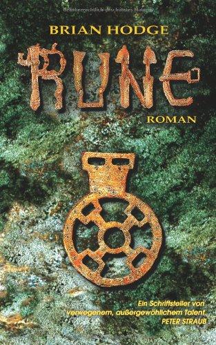 Rune. Ein Horrorroman (Horror Taschenbuch)