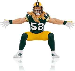 clay matthews ornament