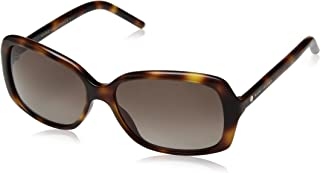 Marc Jacobs Women's Marc 67/S LA 05L 57 Sunglasses, (Havana/Brown Sf Pz)