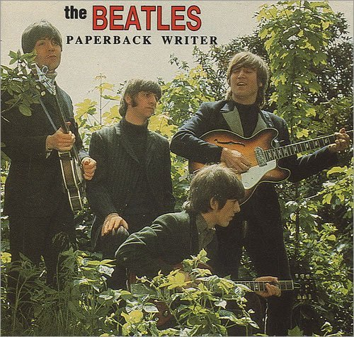 Paperback Writer (3 inch single) by The Beatles