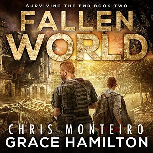 Fallen World Audiobook By Grace Hamilton cover art