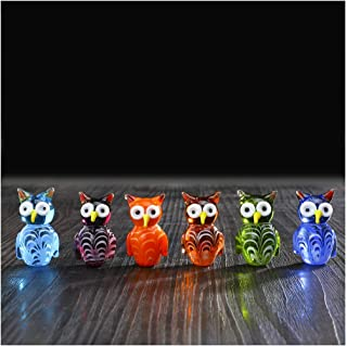 Best glass owl figurine Reviews