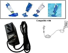 UpBright 7.2V-9V AC/DC Adapter for Catfish Li Pool Cleaner Ultra iVac C-2 iVac 250 Volt FX-4Catfish Pool Blaster Vacuum Cleaner Water Tech CAT099 US EU TEKA TEKA009-0901000 UK YL-41-090400D 9VDC