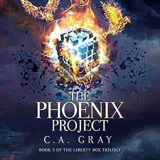 The Phoenix Project audiobook cover art