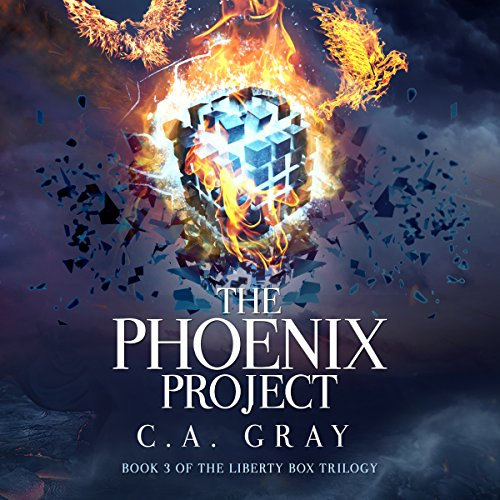 The Phoenix Project audiobook cover art