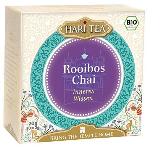 Hari Tea Bio Rooibos Chai Teemischung, 20 g