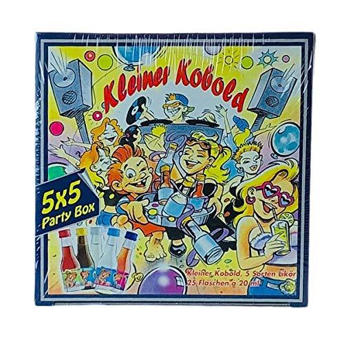 Likör Kleiner Kobold Partybox (25x0,02l)