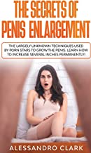The Secrets of Penis Enlargement: The Largely Unknown Techniques Used by Porn Stars to Grow the Penis. Learn How to Increase Several Inches Permanently!