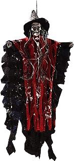 QIRUNハロウィン小道具 グッズ お化け屋敷飾り 幽霊 ゴースト ホラー スケルトン リアル 肝試し 幽霊シミュレーション 飾り インテリア 余興 パーティー 骸骨