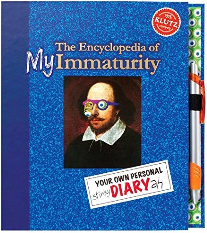 Envío rápido y el mejor servicio Klutz Encyclopedia Encyclopedia Encyclopedia of My Immaturity by Klutz  en stock