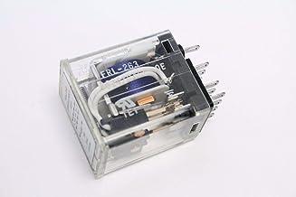 FUJITSU FRL263A024/04CL Lug 24VAC 5A 4 Form C Relay New Qty-3