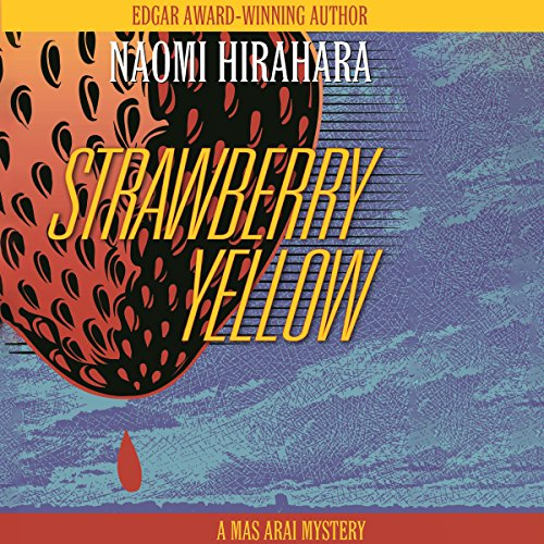 Strawberry Yellow audiobook cover art