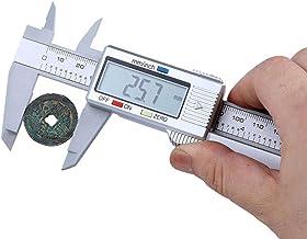 Yousir Digitale Vernier Caliper0-150 mm, elektronische conversie Caliper groot LCD-display digitale schuifmaat meetinstrum...