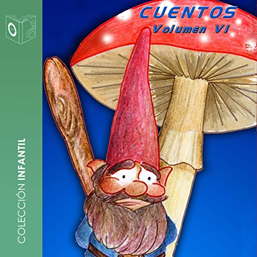 Cuentos, Volumen VI [Stories, Volume 6] audiobook cover art