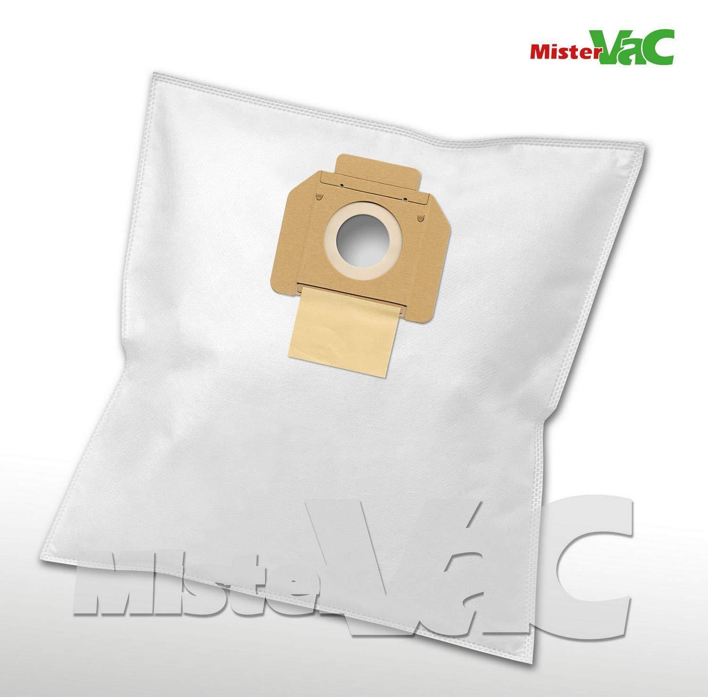 10 x – Bolsa para aspiradora Bosch Gas 20 L SFC Professional: Amazon.es: Hogar