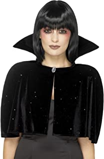 Smiffys 46823 Evil Queen Cape (One Size)