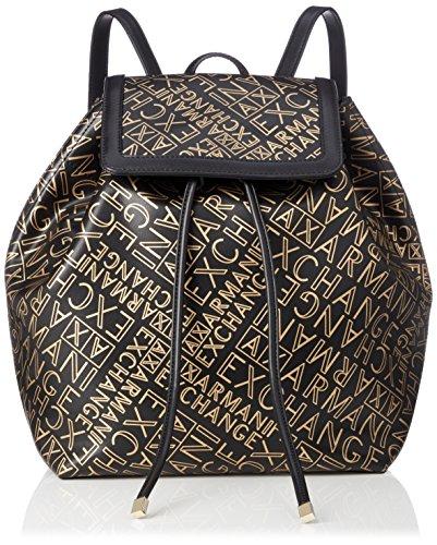 Zaino Armani Exchange BLACK/GOLD
