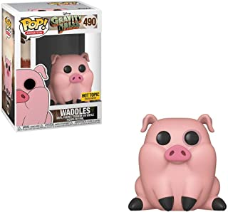 POP! Funko Animation Gravity Falls Waddles - Exclusive