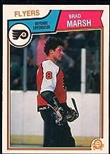 Hockey NHL 1983-84 O-Pee-Chee #269 Brad Marsh Flyers