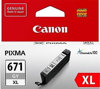 Canon (CPF6A) CLI671XLGY Grey XL (CCLI671XLGY)