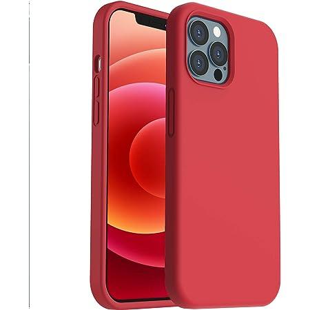 Ornarto Silikon Hülle Kompatibel Mit Iphone 12 Case Und Elektronik