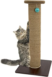 Kitty City XL Wide Premium Scratching Collection, Corrugate Cat Scratchers 2 Pieces, Cat Scratching, Woven Sisal Carpet