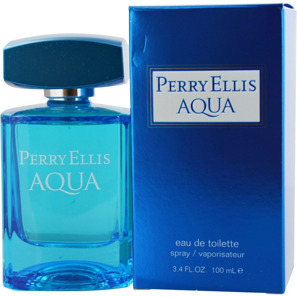 Perry Ellis Aqua FOR MEN We OFFer at cheap prices by - EDT oz 3.4 Spray Max 88% OFF