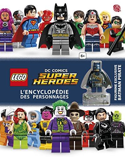 LEGO DC COMICS, L'ENCYCLOPEDIE