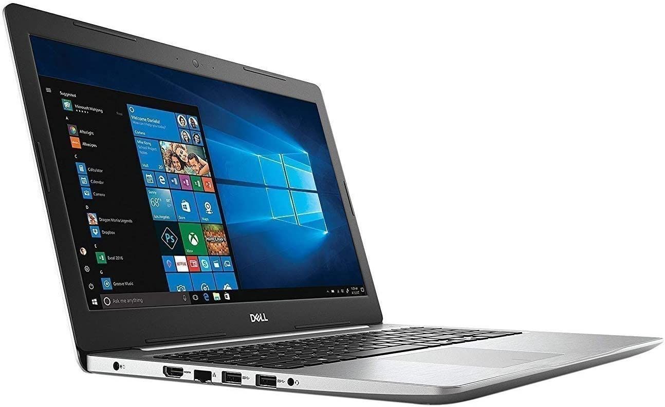 Dell Inspiron 15 5000 Laptop Computer: Core i7-8550U, 128GB SSD + 1TB HDD, 8GB RAM, 15.6-inch Full HD Display, Backlit Keyboard, Windows 10