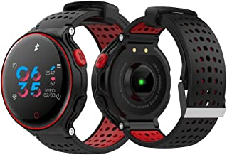 mijiaowatch X2 Plus Smart Watches, Sports Watch Fitness Tracker, Heart Rate Monitor, Pedometer Sleep Tracker with Blood Pressure Remote Camera Stopwatches for Sports