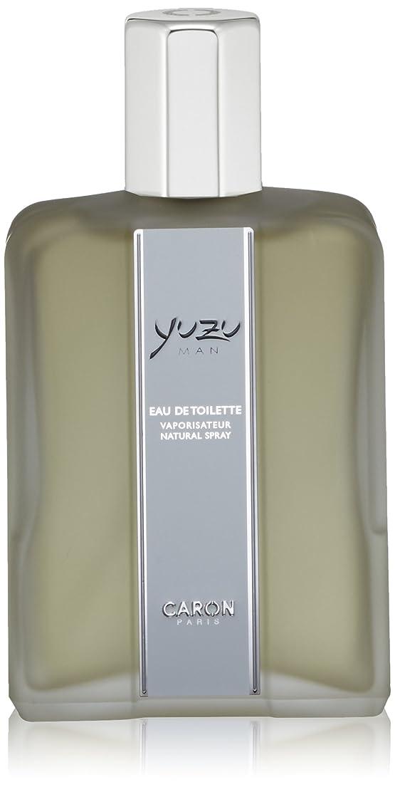 血まみれ優先権限を与えるYuzu Man by Caron Eau De Toilette Spray 4.2 oz