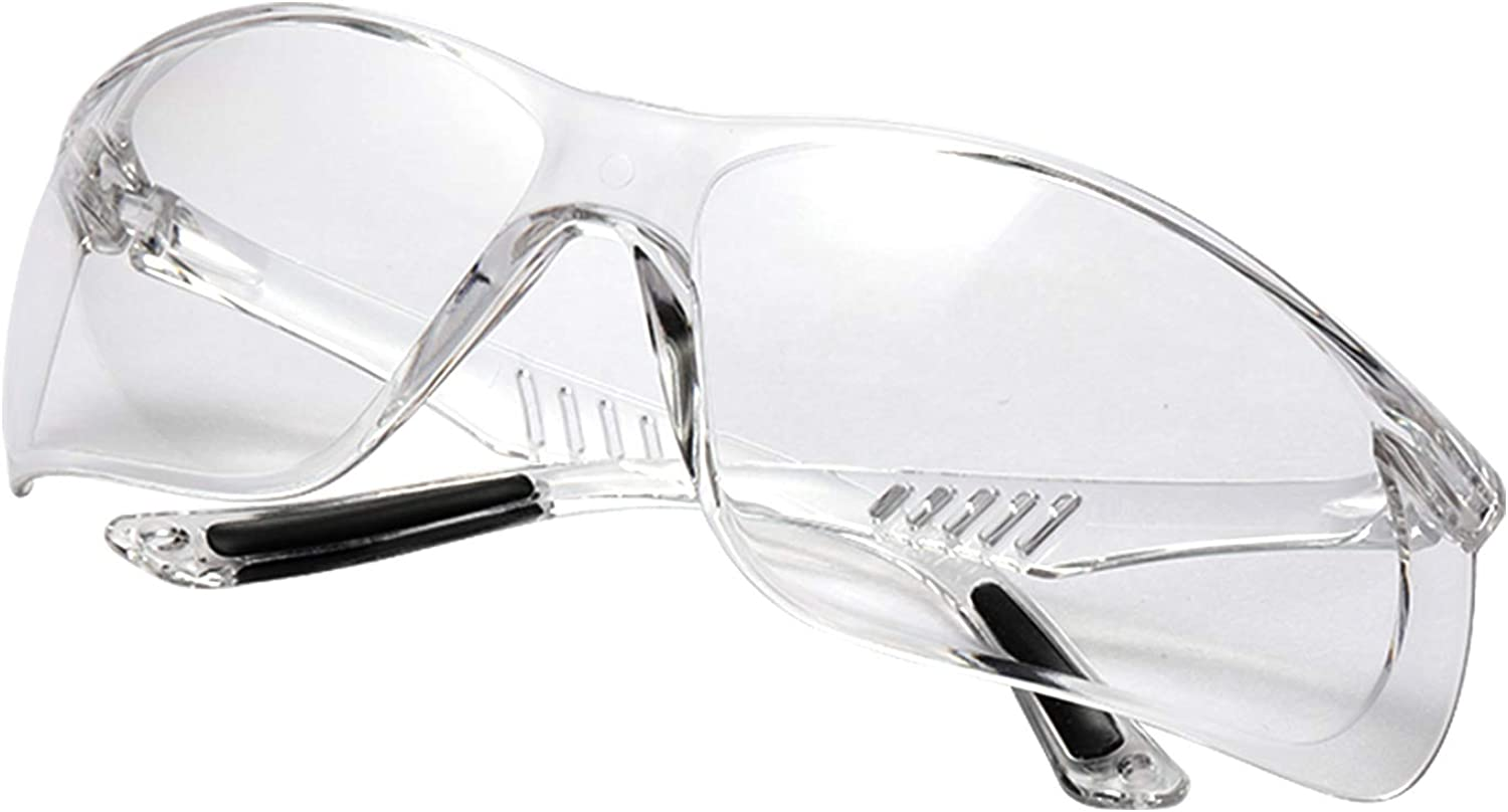 Attention brand Safety trend rank Clear Protective Goggles Glasses Anti-spray Shields