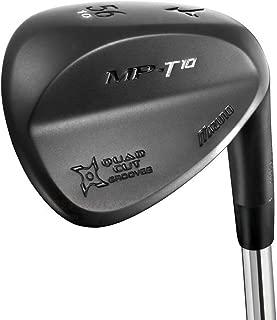 Mizuno MP T-10 Black Satin High Lob Wedge 64 Forged Golf Club NEW