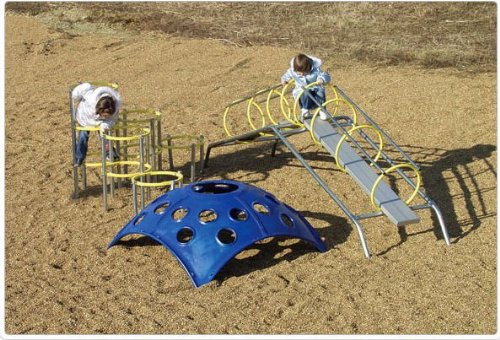 Find Cheap Sports Play 301-102 6 x 6 Ring Climber