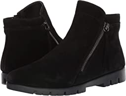 Black Waterproof Suede